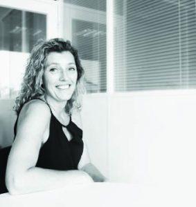 Customer Relations Officer Sandrine